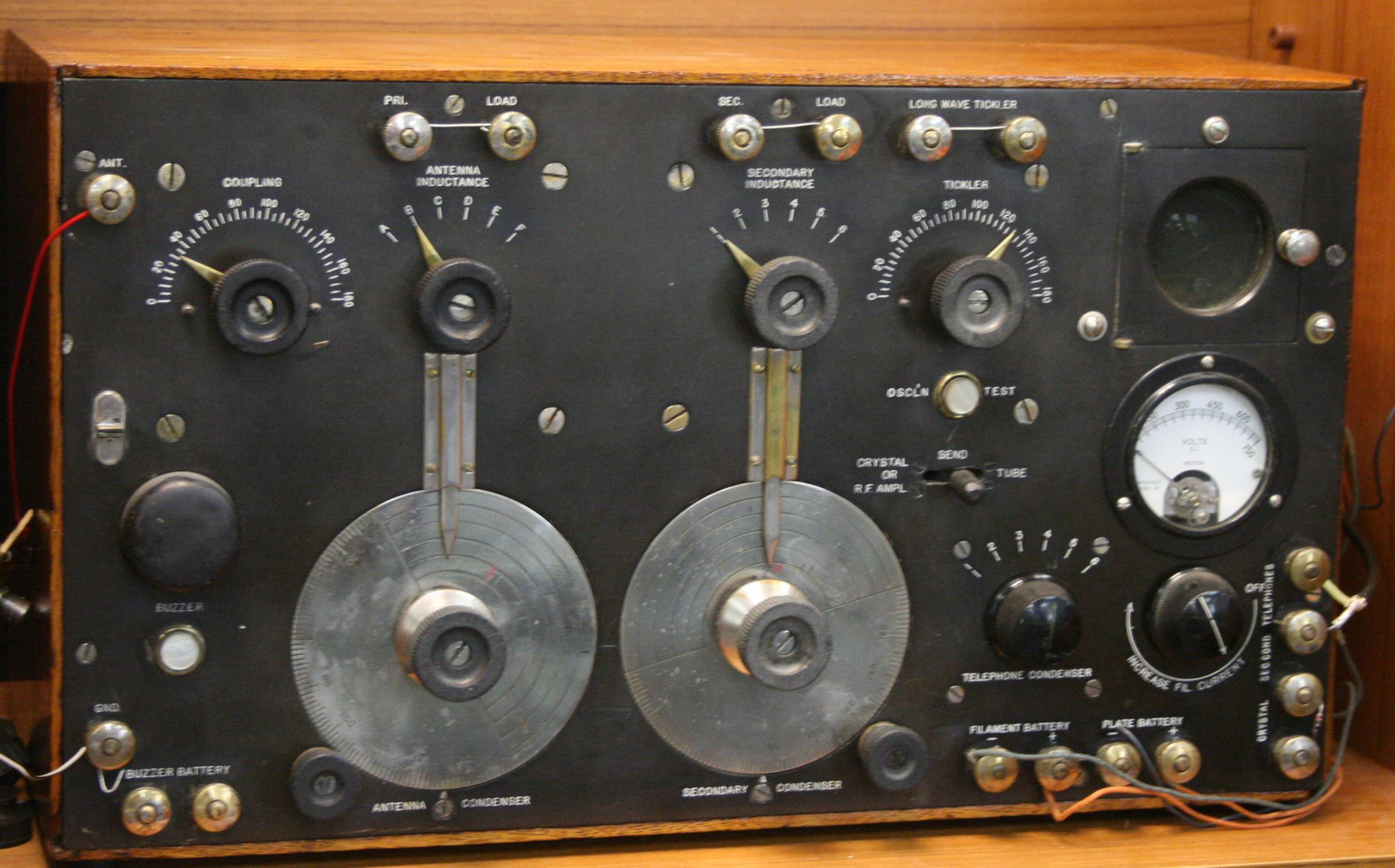 Antiqueele one tube regenerative radio kit a 201 further 2 1t4 likewise 266152 Aviation Band Super Regenerative Radio Receiver 2 A additionally  as well Watch. on vacuum tube radio receiver
